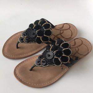 J.Renee Xia Embellished Sandals